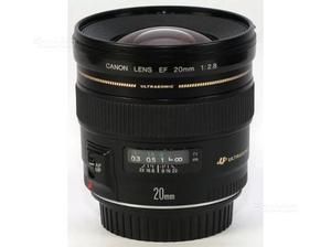 Obiettivo Grandangolare Canon EF 20 MM USM