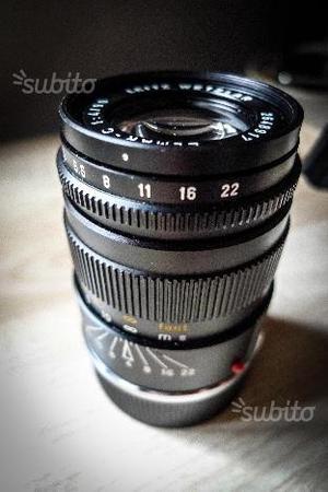 Obiettivo Leica 90mm