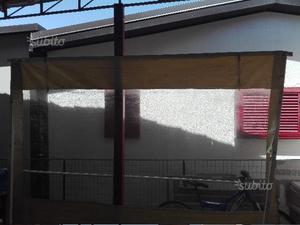 Offro tenda veranda ermetica x euro posot class for Tenda da sole usata