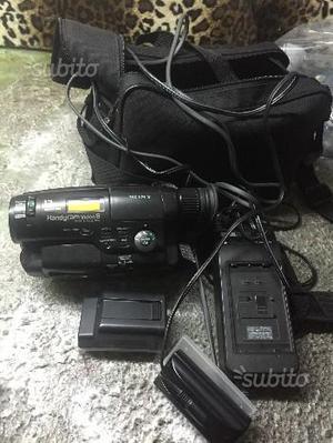Videocamera Sony HandyCam Video 8
