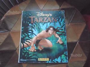 Album figurine Tarzan disney panini