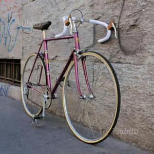 Bici da corsa Colnago Super del  restaurata