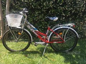 Bicicletta per bambina/ragazzina