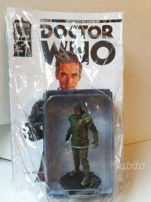 Doctor Who n.0 Variant Lucca + gadget Rw Lion