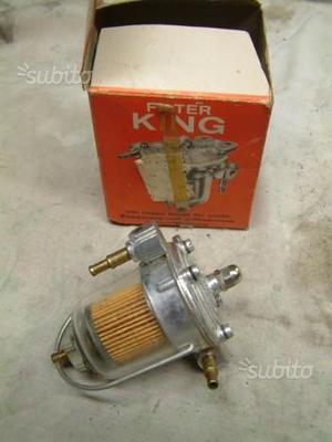 Filtro Benzina King