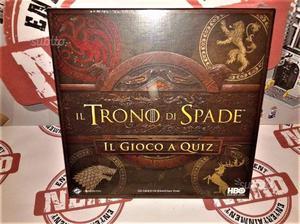 Il Trono Di Spade - Gioco a Quiz [Nuovo] Italiano