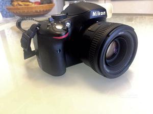Nikon D Reflex + 4 Obbiettivi