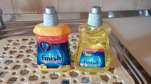 Brillantante Finish al limone 2 confezioni