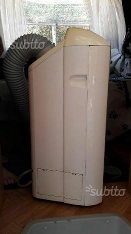 Condizionatore portatile con tubo posot class - Condizionatore portatile tubo finestra ...