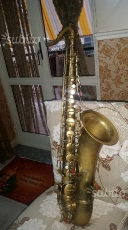 Sax sassofono tenore