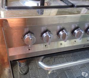 cucina gas ariston forno a gas 5 fuochi