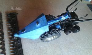 Motofalciatrice bertolini posot class for Falciatrice bcs 602