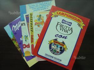 Allegati cartacei anni 90 topolino