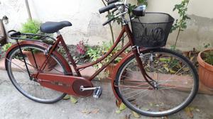Bicicletta uomo donna con freni a bacchetta