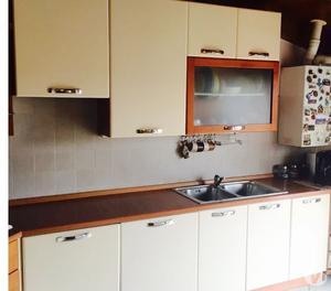 Cucina incasso forno piano cottura lavandino cappa posot - Lavandino incasso cucina ...