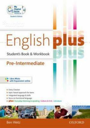 English plus pre intermediate sb+wb