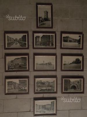 Foto d'epoca di Trieste