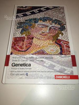 Genetica Griffiths Zanichelli