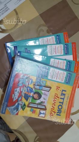 Libri di testo medie