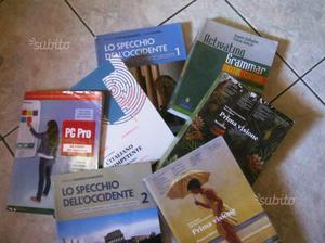 Libro libri usati posot class for Libri usati scolastici