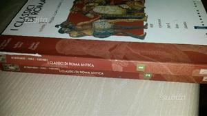 "Libri usati ""i classici di Roma antica"" 1-2"