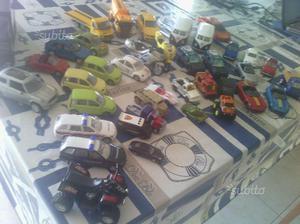 Modellini auto e moto