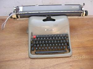 Olivetti lexicon 80 macchina da scrivere
