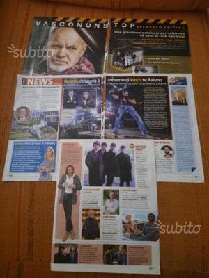 Ritagli rivista Vasco Rossi