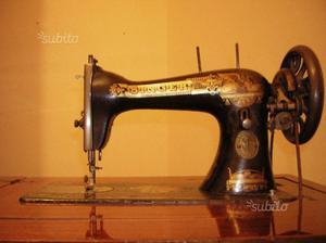 Vendo macchina da cucire singer roma posot class for Macchina da cucire singer elettrica