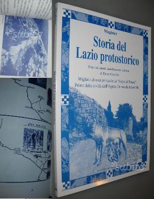 Storia del Lazio protostorico, migliaia di anni pr