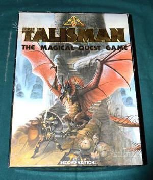 Gioco da tavola talisman the magical quest game posot class - Talisman gioco da tavolo ...