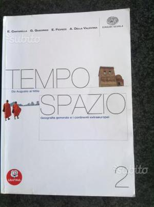 Tempo spazio vol.2 isbn