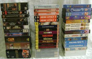 VHS film e cartoni