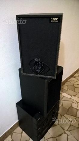 HIFI THOMSON STEREO SELECO CD/RADIO/TV etc