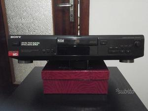 Lettore cd sony cdp xe310