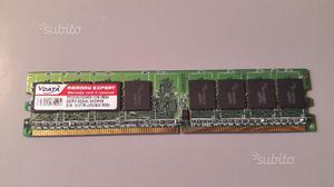 Memoria RAM DDR MB 533 mhz