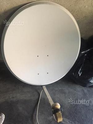 Parabola satellitare decoder