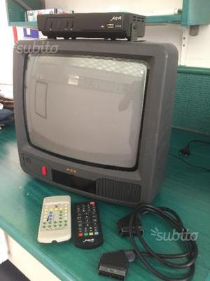 TV 14' con decoder