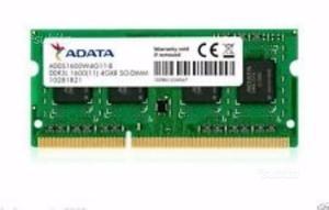 2 MEMORIE DDR3 so-dimm 2gb