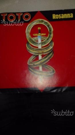 6 dischi in vinile 45 giri