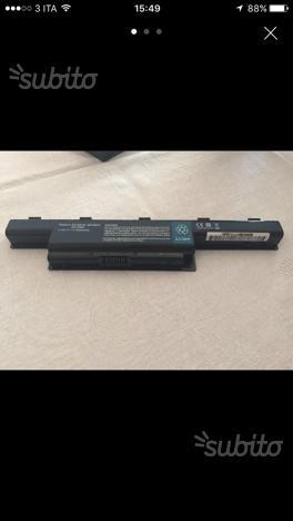 Batteria Acer-Packard Bell  mAh