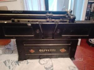 Macchina da scrivere M40 olivetti