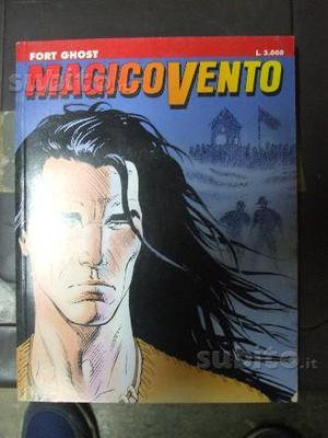 Magico Vento comics