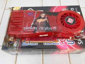 Scheda video Sapphire HD  PCI-E 512MB GDDR4