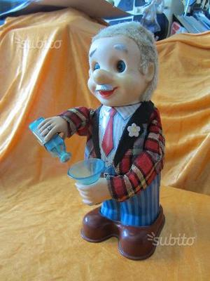 Tin Toy BARTENDER made in Japan