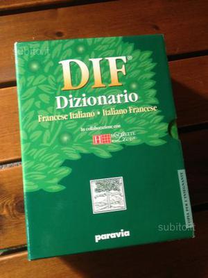DIF Dizionario di Francese