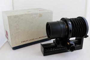 Leica Macro Elmar 100mm f4 R + Leica Soffietto