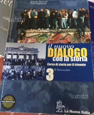 Libro scolastico il nuovo dialogo con la storia 3