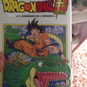 Manga dragon ball super primo volume francesce