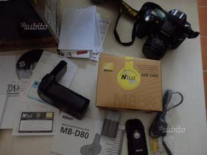Nikon D90 +MB-D80 (Nital) +Sigma  MF